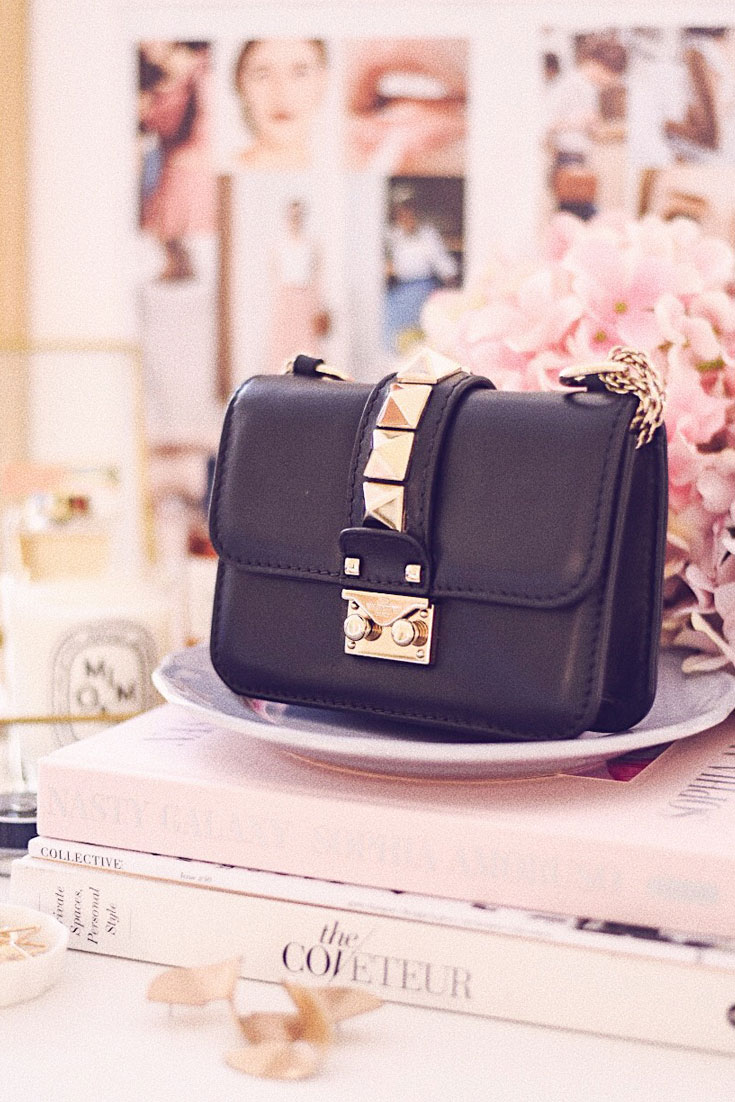 3 REASONS TO BUY PRELOVED BAGS -VALENTINO ROCKSTUD #valentino #rockstud
