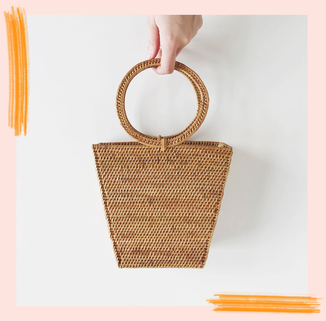 3 woven bags to buy if you are tired of this trend #Bembien #WovenBags #SummerBag