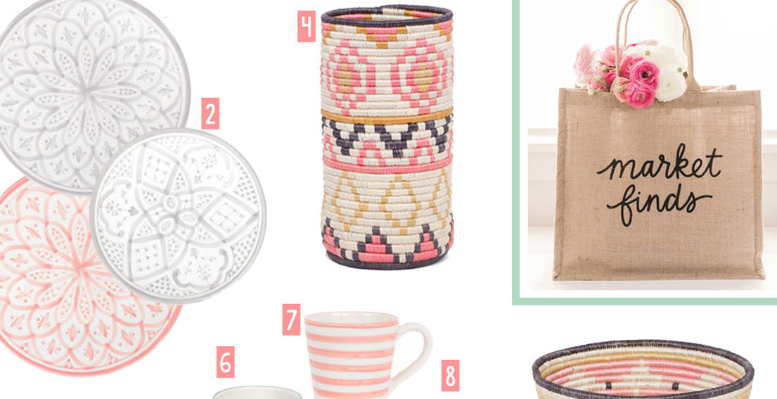 Home Wishlist from The Little Market - Bonjour Chiara