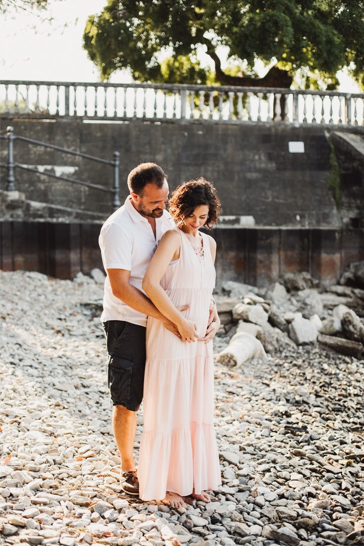 WE ARE PREGNANT! Our pregnancy journey