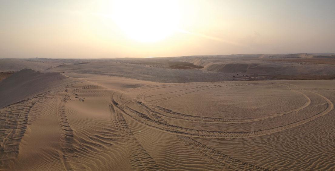 Picnic At The Desert