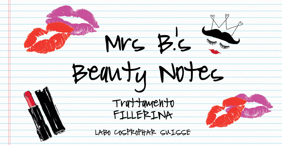 Beauty Notes – Fillerina