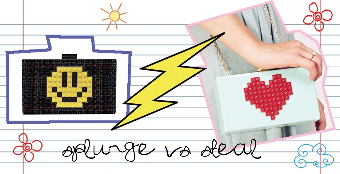 Splurge vs Steal: Choose Your Clutch