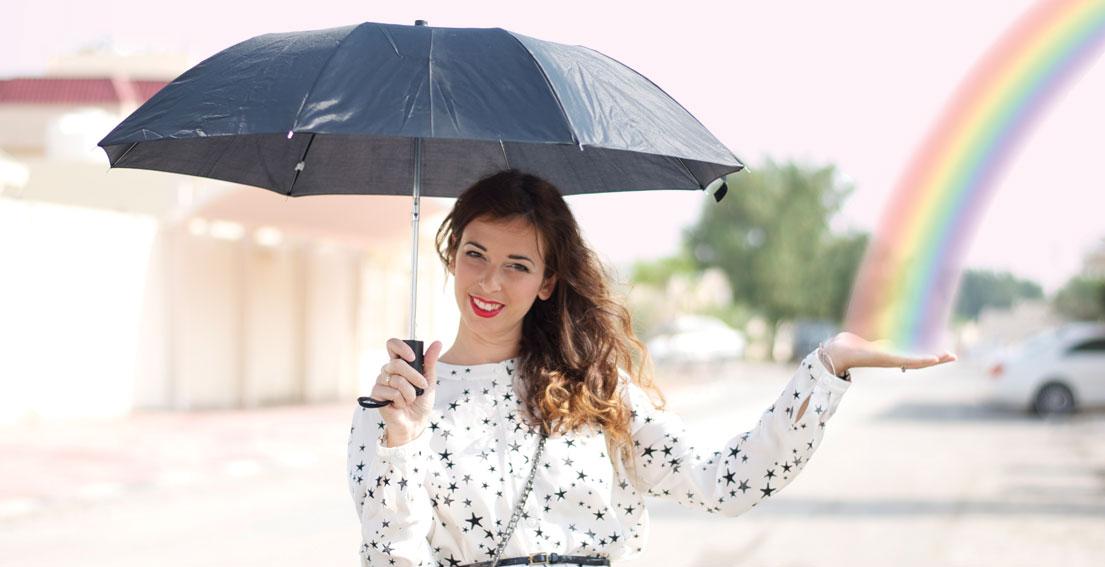 When It Rains In Doha