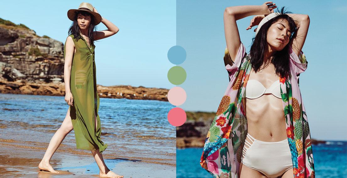 Sapia Kang: a new era of swimsuits! - www.bonjourchiara.com