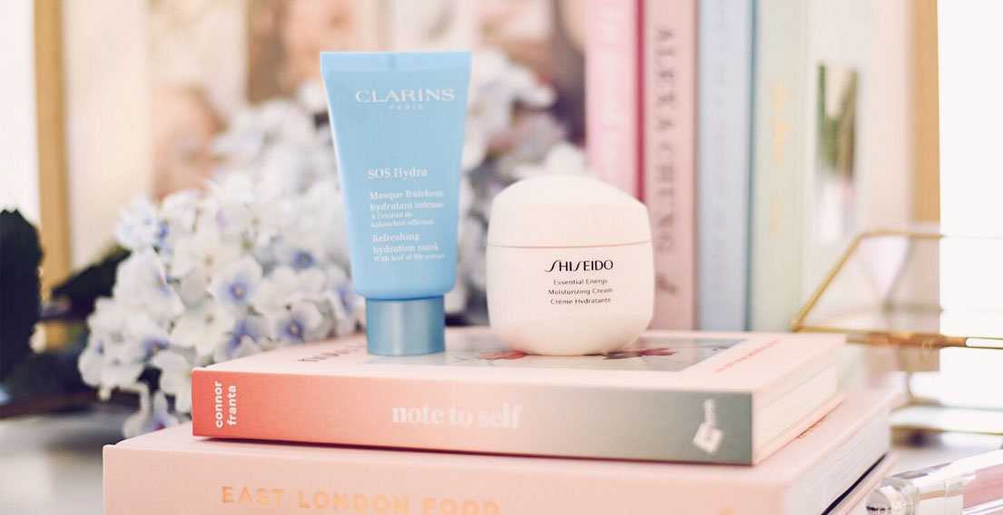 How I detox my skin from #stress - #shiseido #loreal #clarins #skincare